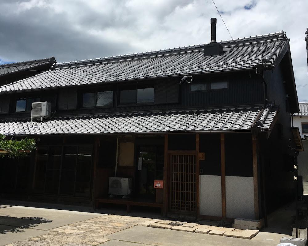 伊藤建築の古民家再生